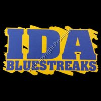 Ida Bluestreaks Splatter Thumbnail